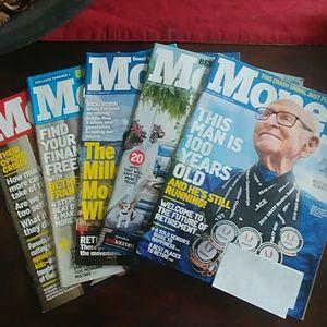 Other - Money Magazine 2018 (5 mag)